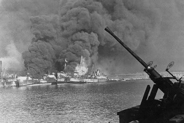 December 2, 1943  Pearl Harbor of theMediterranean