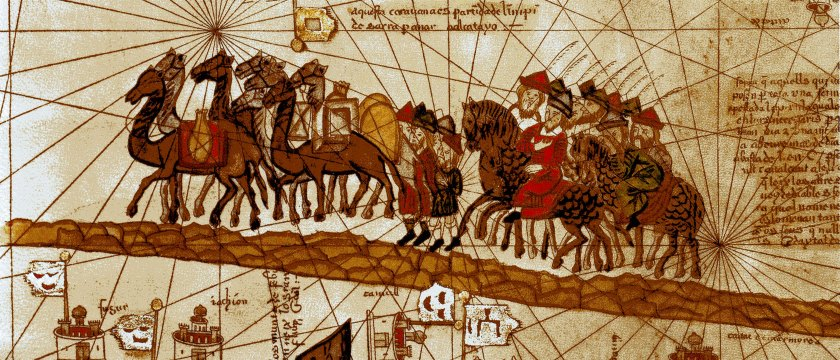 Catalan-Atlas-depicting-Marco-Polo-traveling-to-the-East-during-the-Pax-Mongolica