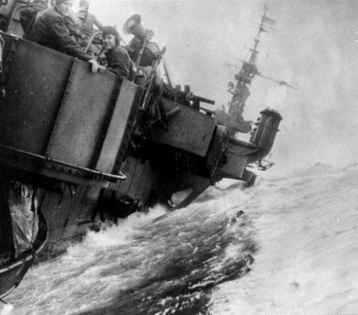 December 18, 1944 TyphoonCobra