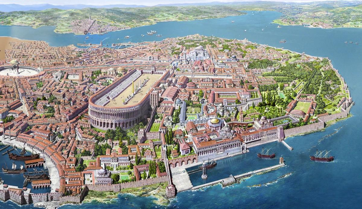 December 9, 536Byzantium