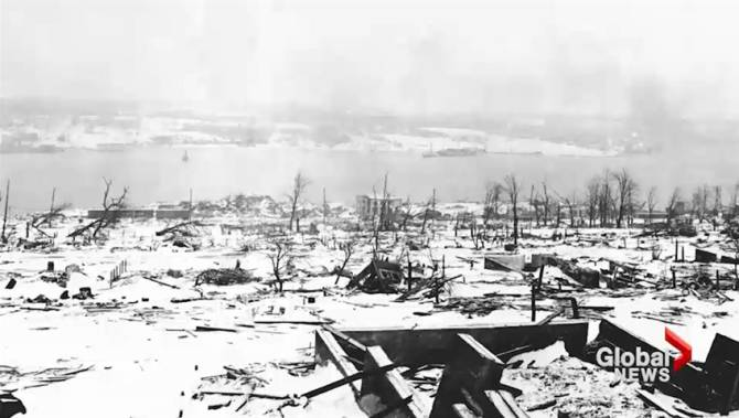 Halifax explosion, 3