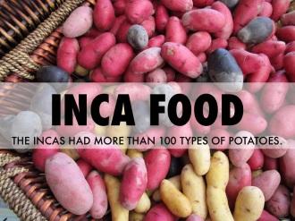 Inca food