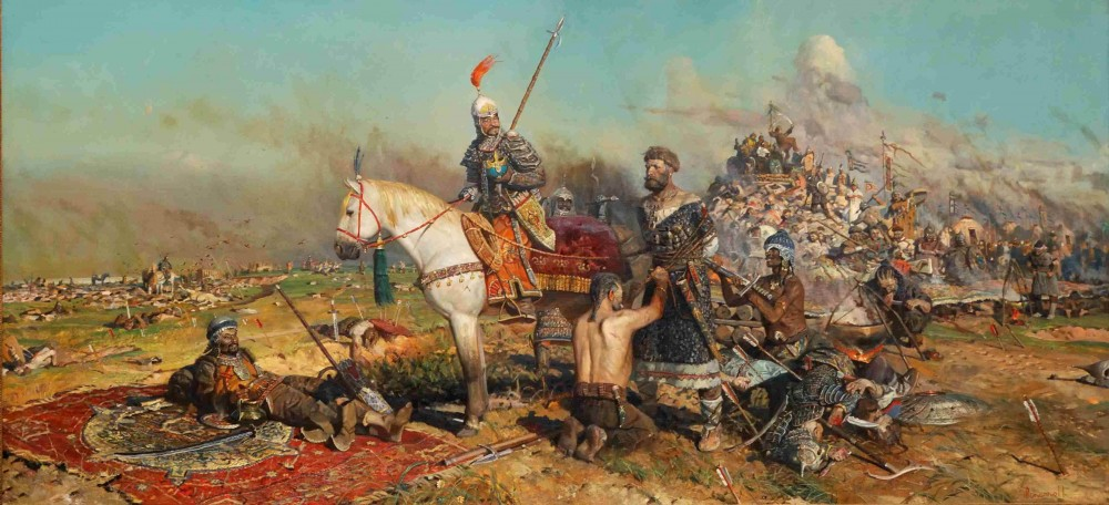 December 6, 1240 Golden Horde