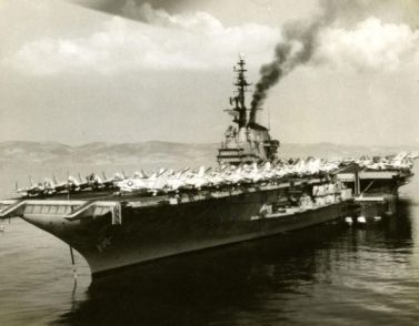 USS Franklin, 1
