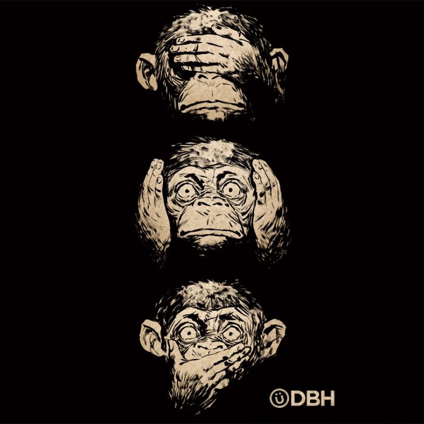 3_wise_monkeys_by_yannickbouchard-d5mdz46