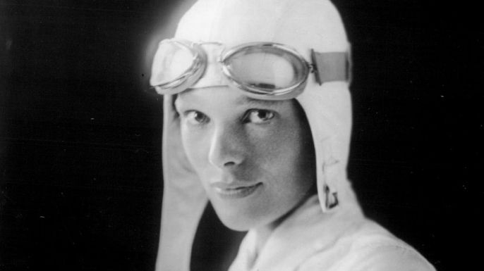 January 11, 1935 Earhart