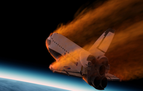 Columbia-Space-Shuttle-Disaster