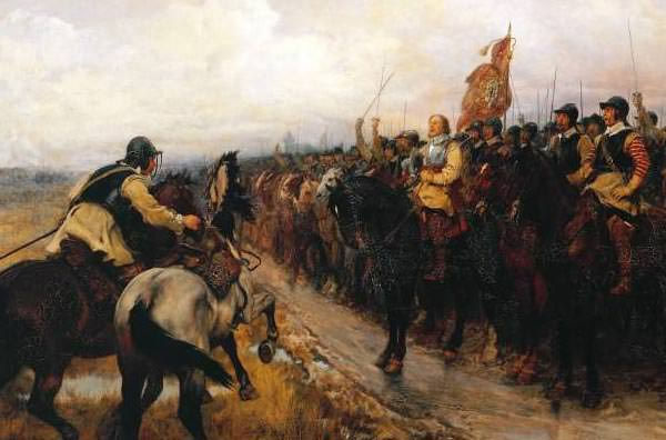 cromwell-battle-of-dunbar