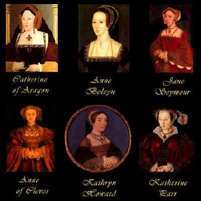 HenryVIII_wives