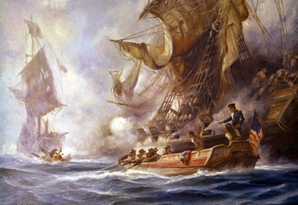 Battle of tripoli harbor today in history uss enterprise barbary war publicscrutiny Images
