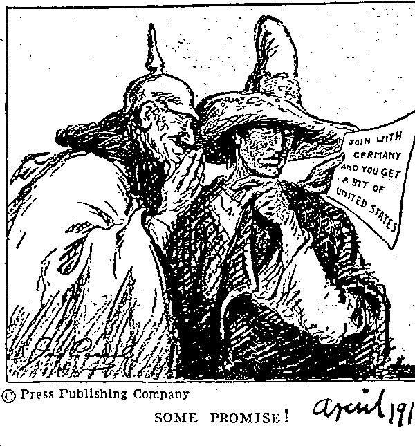 February 24, 1917  The Zimmermann Telegram