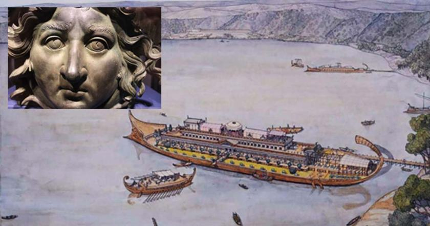 Floating-Palaces-of-Emperor-Caligula