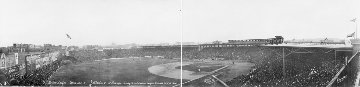 March 12, 1901 A Two-Team Town