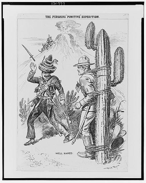 March 19, 1916  Pancho Villa Expedition