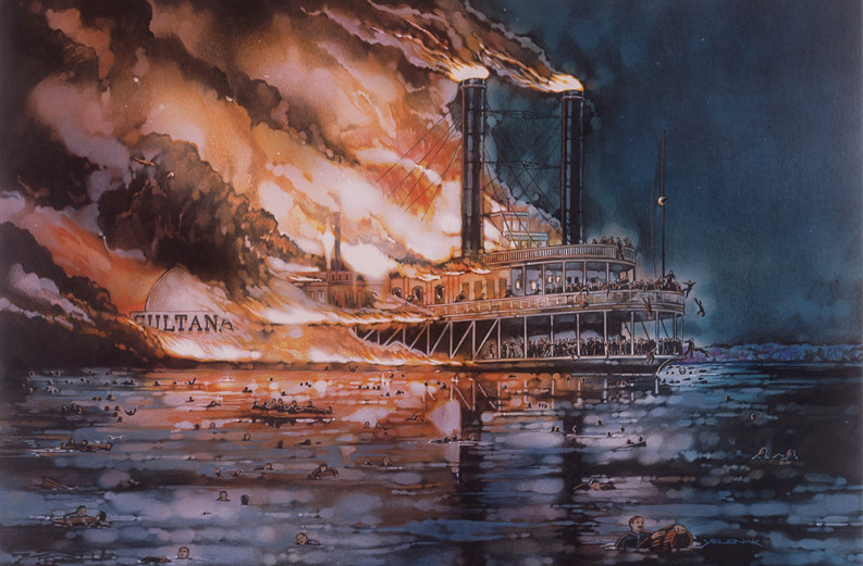 April 27, 1865 Sultana – Today in History