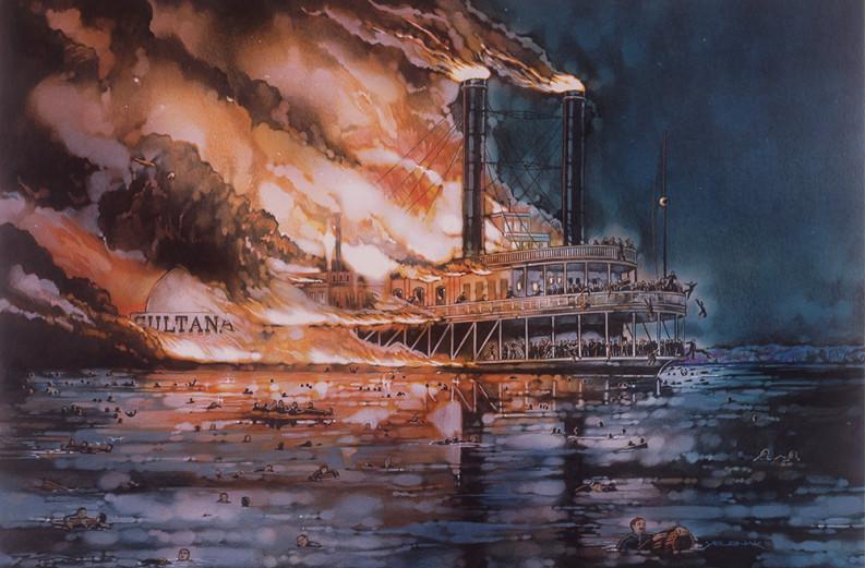 April 27, 1865Sultana