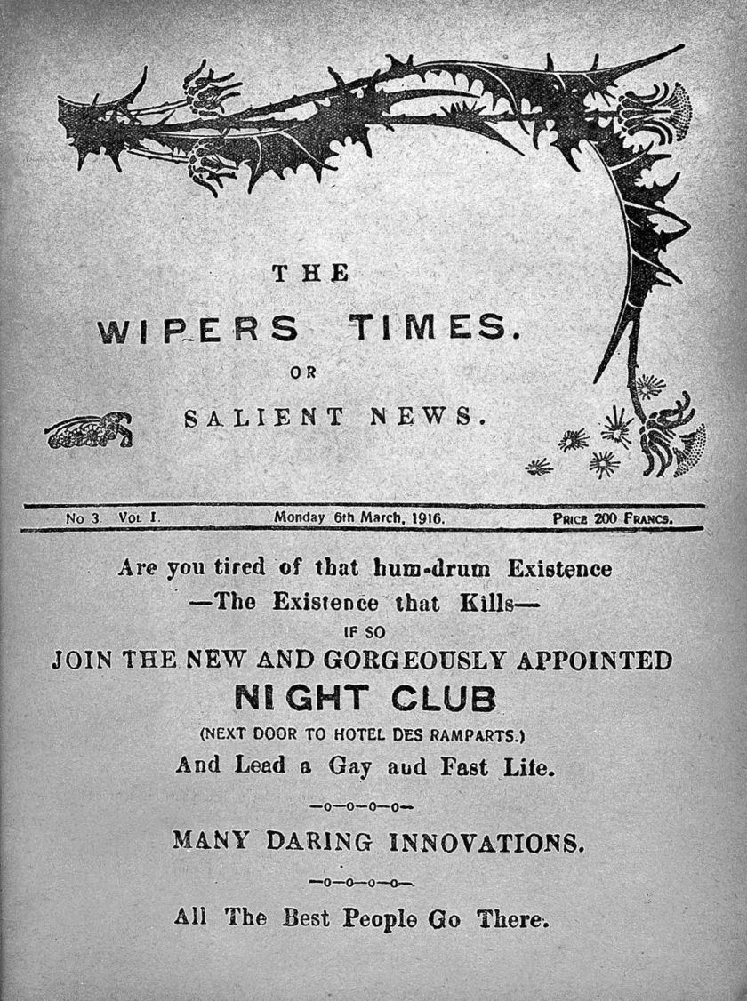 The_Wipers_Times,_issue_cover_March_1916_Wellcome_L0031562