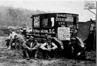 bonus-marchers 1932