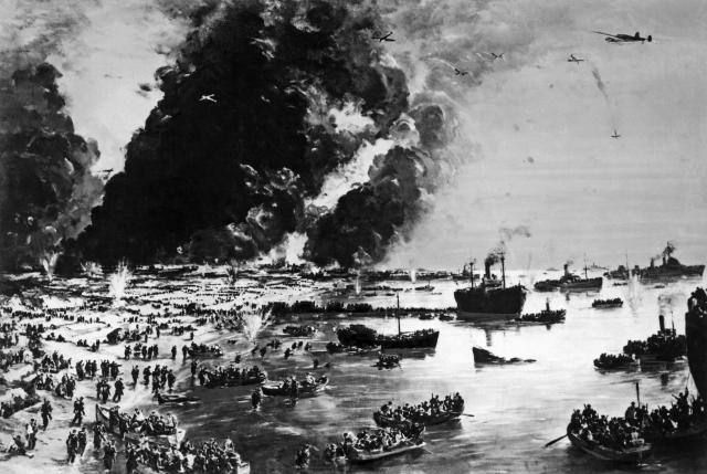 The Evacuation of Dunkirk