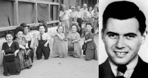 May 19, 1944 The Seven Dwarves of Auschwitz