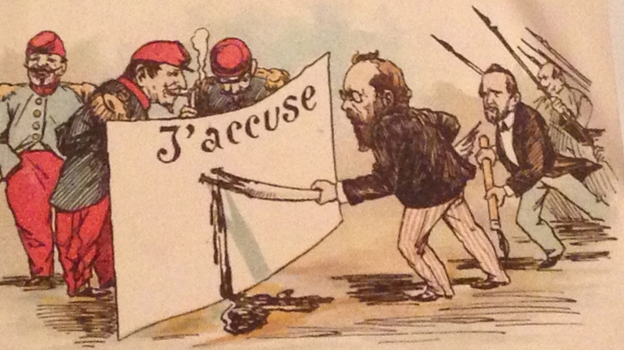 June 5, 1899 J'Accuse