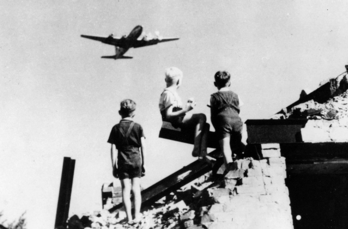 June 26, 1948 Berlin Airlift