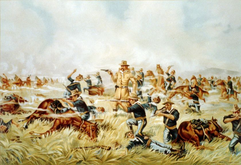 Battle-of-Little-Bighorn