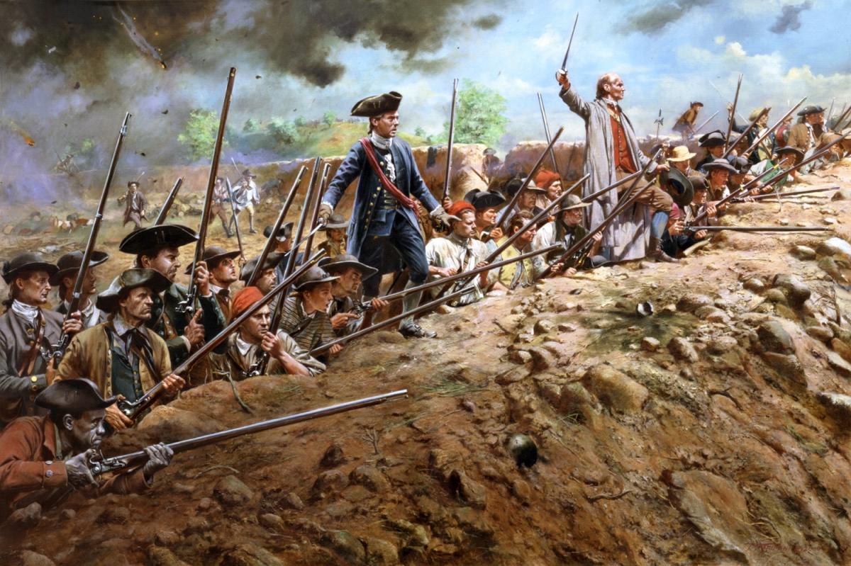 June 16, 1775 Act Worthy ofYourselves