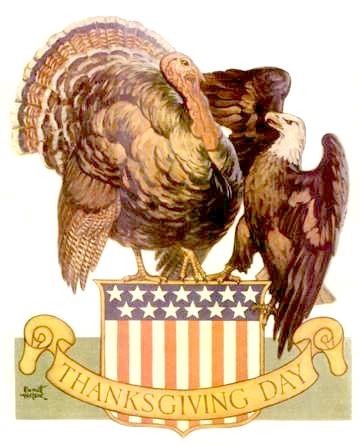 eagle-turkey-vintage