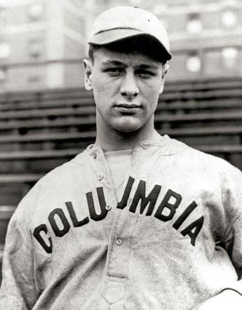 lou-gehrig-columbia-university