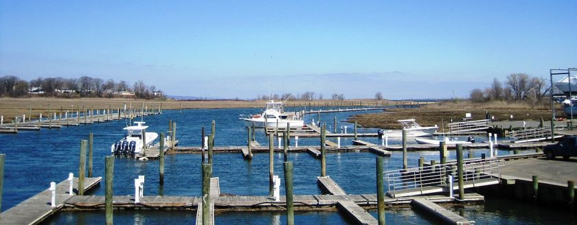 Matawan_Creek_mouth