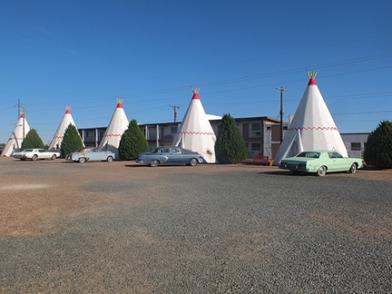Rt 66-Wigwam-Motel