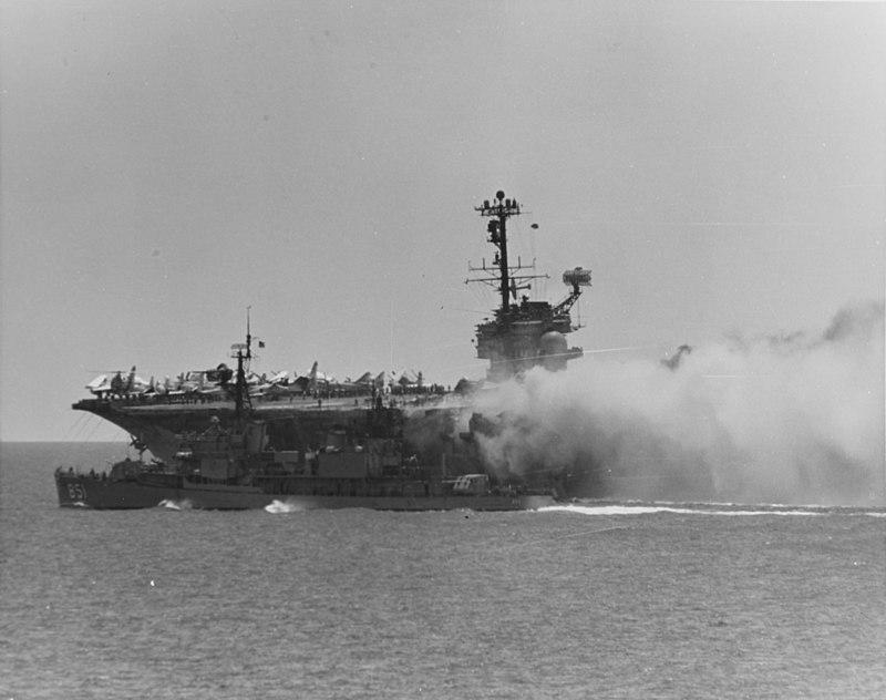 800px-USS_Repertus_assists_USS_Forrestal
