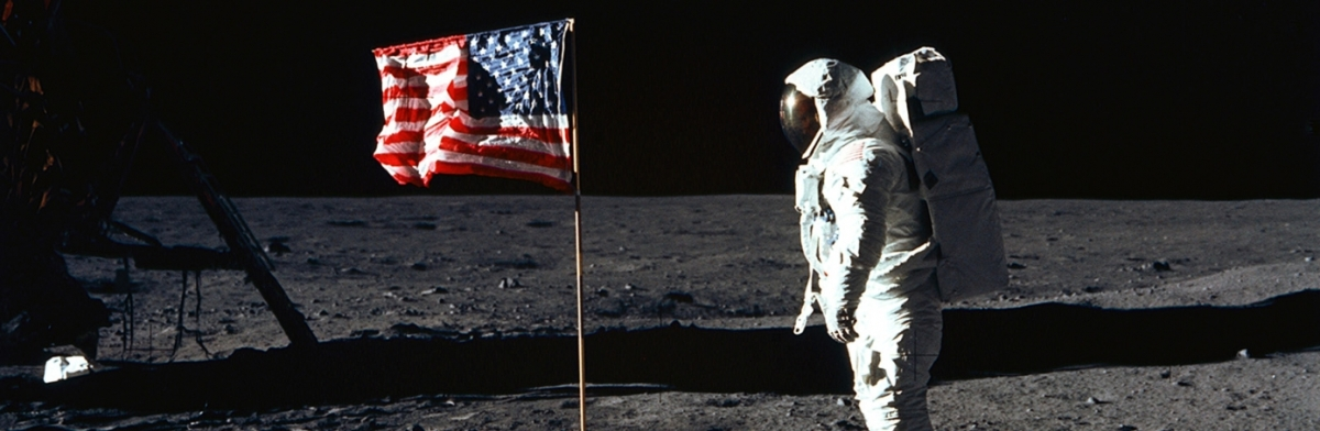 July 20, 1969 The Man On The Moon