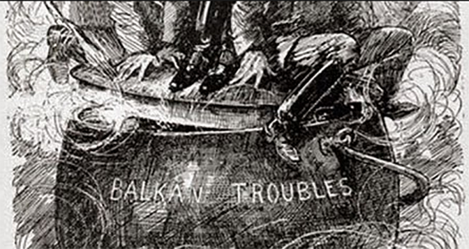 Balkan Troubles