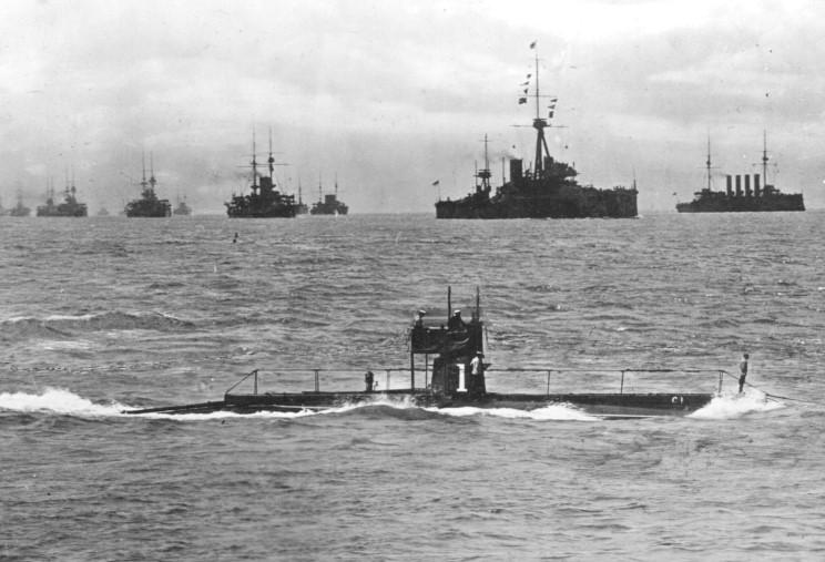 British-blockade