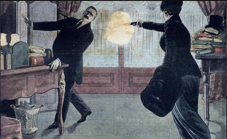 Cailloux Affair