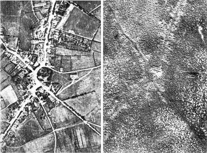 Passchendaele, aerial