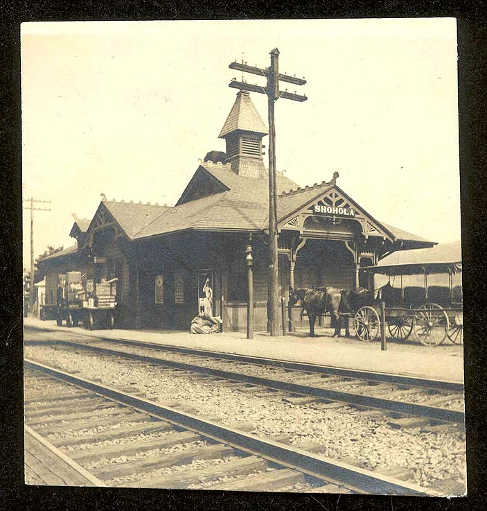 shohola station