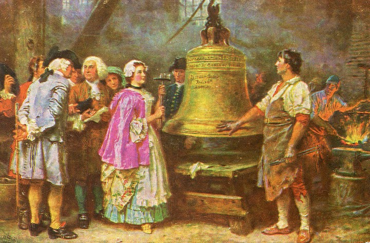 July 8, 1776 Proclaim Liberty Throughout theLand