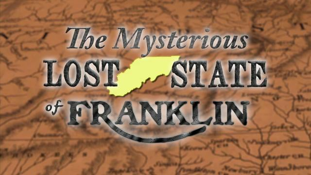 August 23, 1784  The Lost State of Franklin