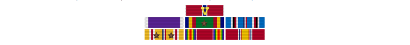 Calvin Graham, Medals