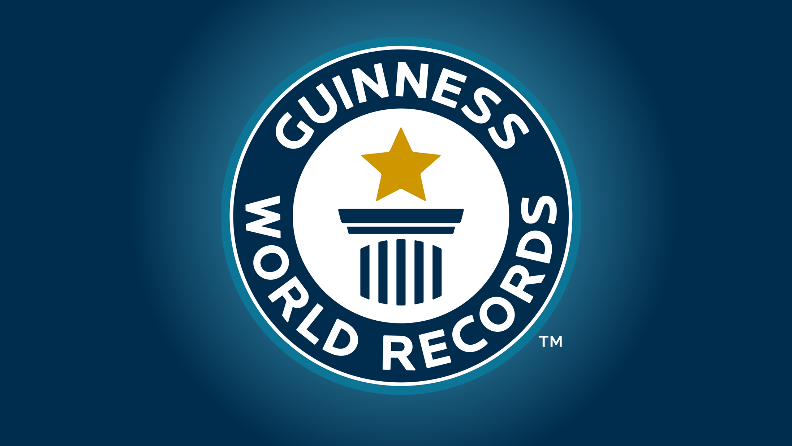 August 27, 1955 Guinness Book of World Records