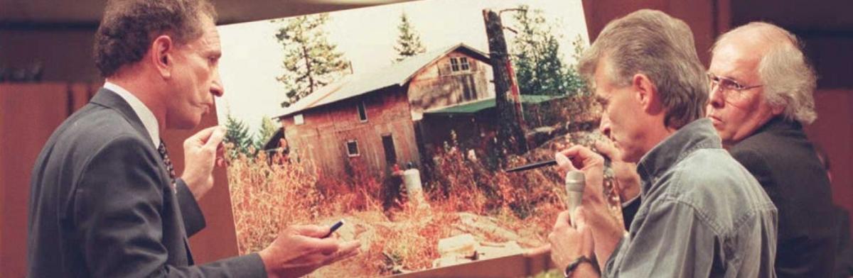 August 22, 1992 RubyRidge