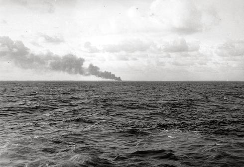 Makin Island Burning