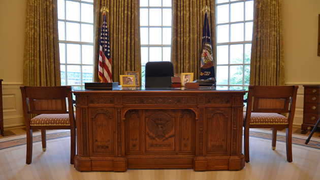 August 29, 1854  The Resolute Desk