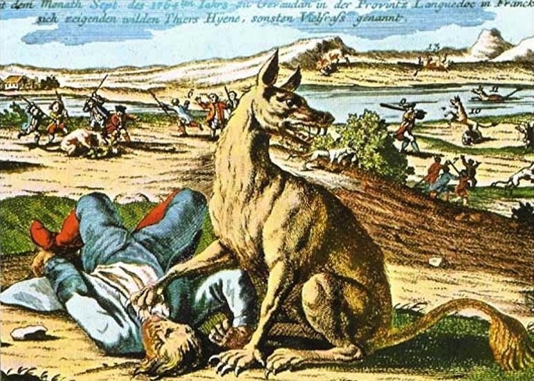 Beast of Gevaudan, 1700s