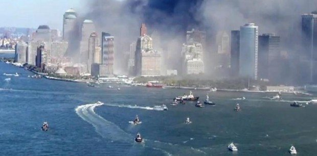 September 11, 2001  The Great Rescue of 9/11