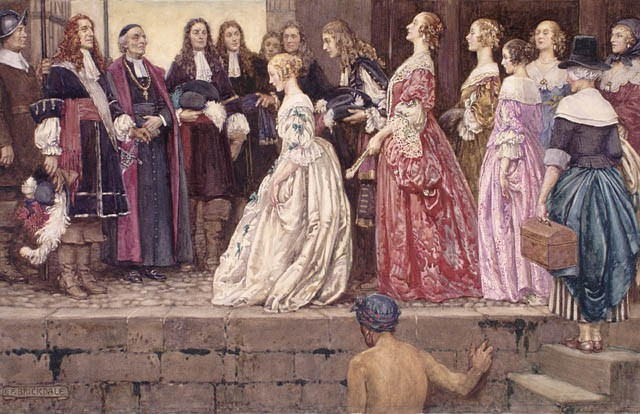 September 22, 1663 The King's Daughters