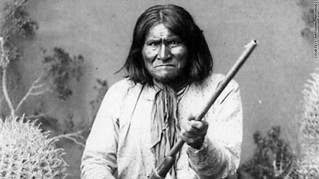 September 4, 1886 Geronimo